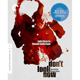 Criterion Collection: Don't Look Now [BLU-RAY] USA import