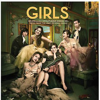 Various Artists - Girls Vol.2: Music From HBO Series [CD] USA import