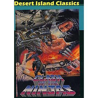 Botsing van de Ninjas (1986) [DVD] USA import