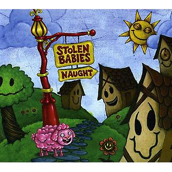 Stjålne babyer - intet [CD] USA importerer