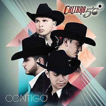 Calibre 50 - Contigo [CD] USA importerer
