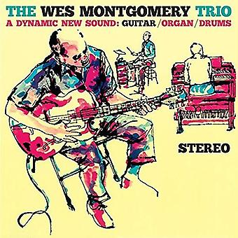Wes Montgomery Trio - Dynamik New Sound + 2 [Vinyl] USA import