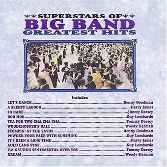 Superstars of Big Band-Grea - Superstars of Big Band-Greates [CD] USA import
