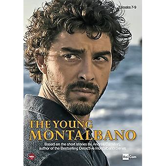 Young Montalbano: Episodes 7-9 [DVD] USA import