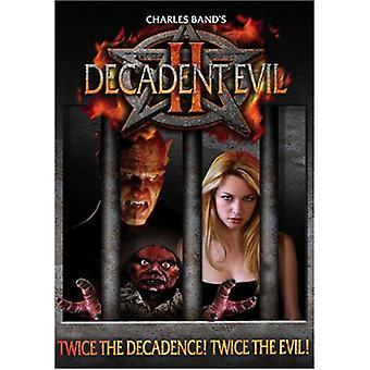 Importación de Estados Unidos decadente Evil 2 [DVD]