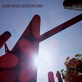Kotche/Kronos kvartetten/ottende Solsort - Adventureland [CD] USA import