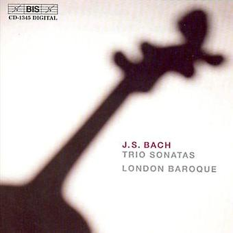 J.S. Bach - Bach: Sonaty [CD] USA import