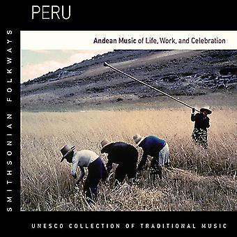 Peru: Andes musik af livsværk & fest / Va - Peru: Andes musik af livsværk & fest / Va [CD] USA import