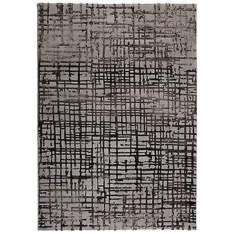 Velvet Grid Rugs 3385 095 By Esprit In Beige And Brown