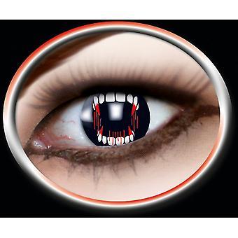 Contact lenses vampire bite 1 pair Carnival Halloween Carnival