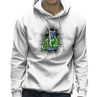 Doctor Who Dalek Tentacles Men's Hooded Sweatshirt