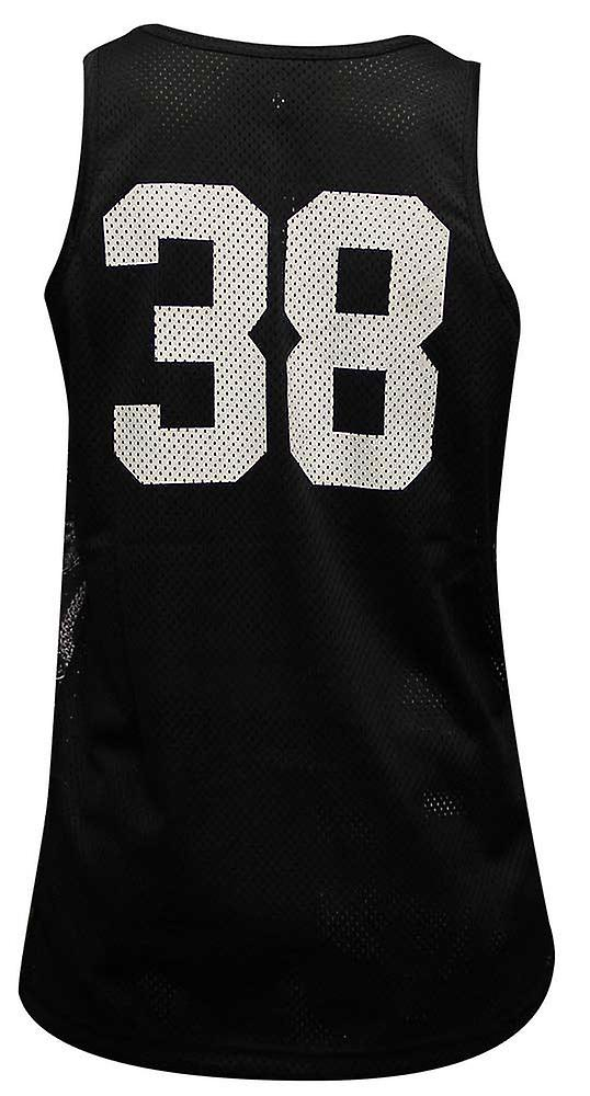 Crooks & Castles Chain Leaf Tank Top Black