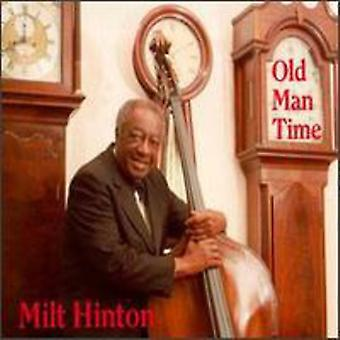Milt Hinton - gamle mand tid [CD] USA importerer