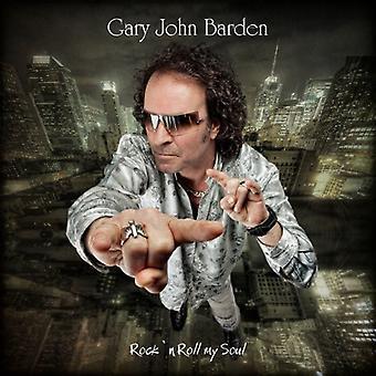 Gary Barden - Rock 'N' Roll min sjæl [CD] USA importerer