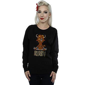 Disney Frauen Zootropolis Yak Freiheit Sweatshirt