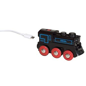 BRIO Rechargeable Engine with Mini USB cable 33599