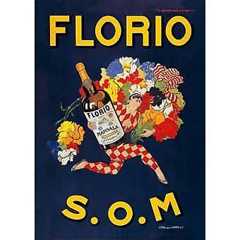 Florio SOM Poster Print by Marcello Dudovich (24 x 36)