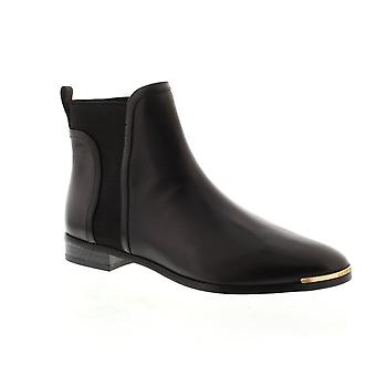Ted Baker Kerei - Black Leather Womens Boots