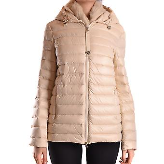 Twin set women's MCBI302063O white polyamide Quilted Jacket
