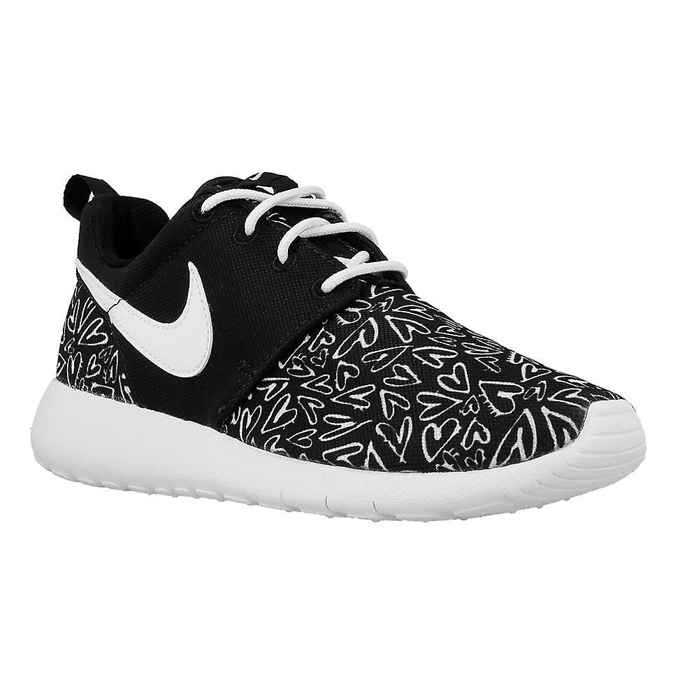 Nike Roshe One Print GS 677784005 universal all year kids shoes