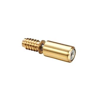 Zoo Window Roller Sash Stop - 29mm - Polished Brass - FB31