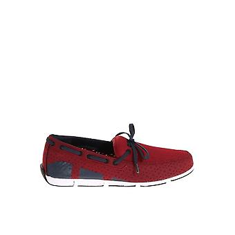 Swims men BREEZELOAFERRNW red moccasins