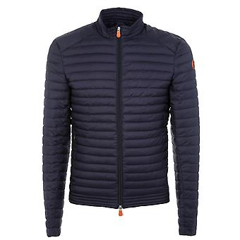 Save the duck men's D3643MDULL600009 Blau polyamide Quilted Jacket
