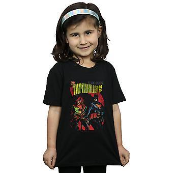DC Comics Girls Batman And Batgirl Thrilkiller 62 T-Shirt