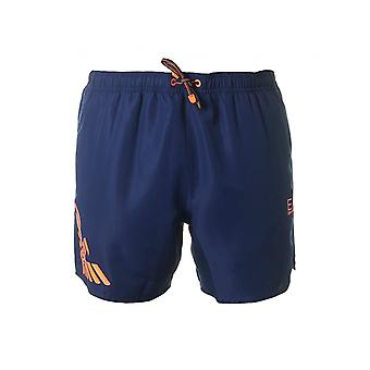 Ea7 Bademode Seaworld Fluro Eagle Swim Shorts