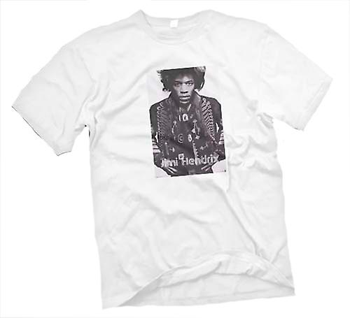Mens T-shirt - Jimi Hendrix - Guitar Legend