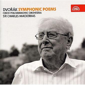 A. Dvorak - K: Dvor importación de USA de poemas sinfónicos [CD]