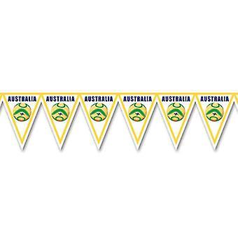 Овсянка футбола Австралии