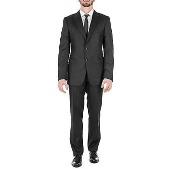 Pal Zileri Mens Suit Black