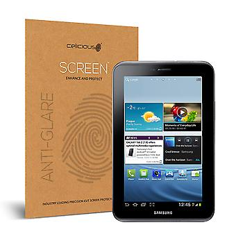 Celicious Matte Anti-Glare Screen Protector for Samsung Galaxy Tab 2 7.0 [Pack of 2]