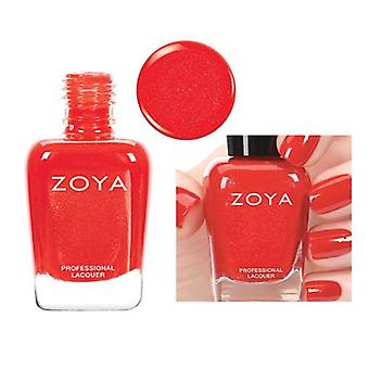 Zoya Nail Polish Lacquer - Island Fun & Paradise Sun 2015 Summer Collection - Zp795 - Aphrodite, 0.5 Fluid Ounce