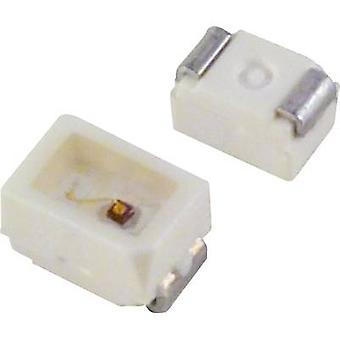 OSRAM LY M67K-J1K2-26-Z SMD LED SMD 2 Yellow 7.85 mcd 120 ° 2 mA 1.8 V