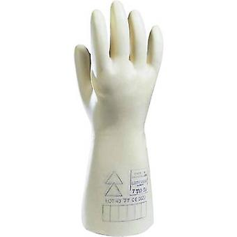 Natural rubber Electricians gauntlet Size (gloves): 9, L EN 388 , EN 60903 Electrosoft CLASSE 00 / 500 V CAT. 3 T9 2091903 1 pair