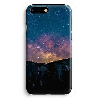 iPhone 8 Plus Full Print Case (Glossy) - Travel to space