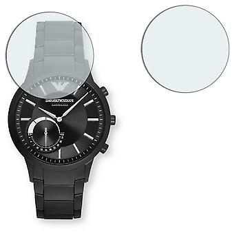 Emporio Armani connected Smartwatch display protector - Golebo crystal clear protection film