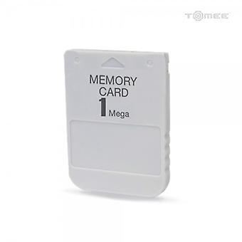 Karta pamięci 1MB na PS1 - Tomee