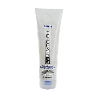 Paul Mitchell Curls Spring Loaded Detangling Shampoo, 8.5 oz