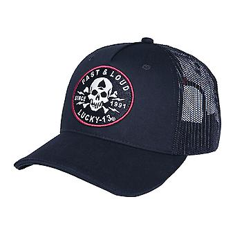 Lucky 13 unisex Trucker Cap fast and loud