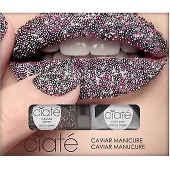 Ciaté Caviar Manicure Set-Stop The Press