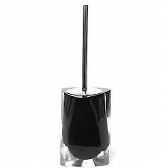 Gedy Twist Toilet Brush Black 4633 14
