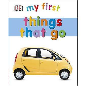 Minhas primeiras coisas que se passam por DK - 9780241237571 livro