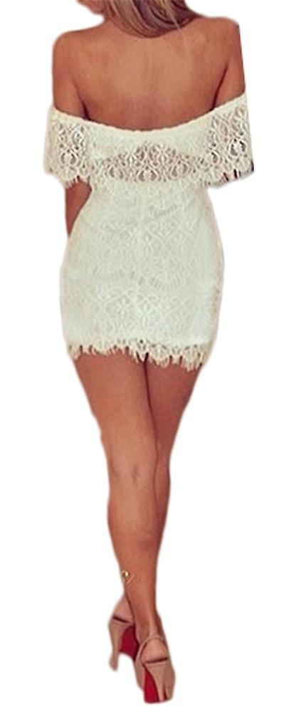 Waooh - Short dress with crochet finish Aleppo