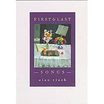 First and Last Songs by Alan Riach - 9781869401252 Book
