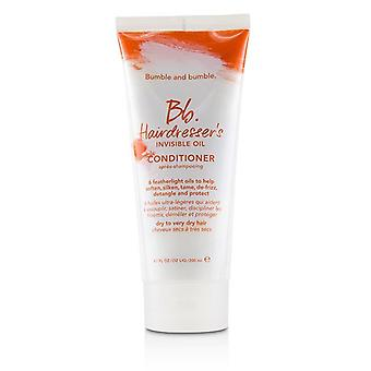 Bumble and Bumble Bb. Hairdresser's Invisible Oil balsam (torrt till mycket torrt hår) 200ml/6,7 oz