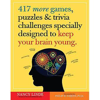 417 mer spel - pussel & Trivia utmaningar specialdesignad för Ke