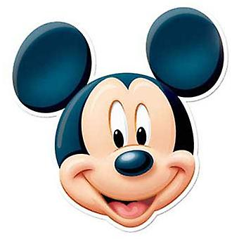 Mickey Mouse-Karte Face Mask